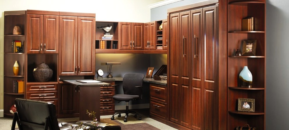 Custom Home Office Furniture More Space Place Dallas
