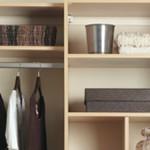 Dallas custom closet shelves