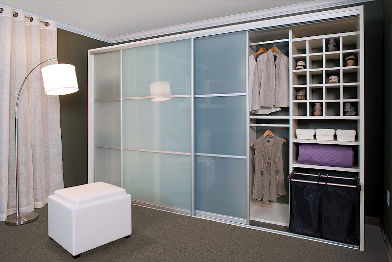 More Space Place closet system, mod collection