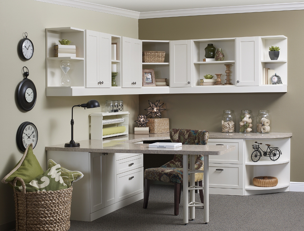 Custom home office furniture | More Space Place | Murphy Beds ...
