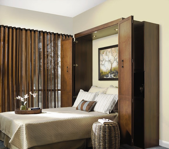 build your own murphy bed more space place dallas. Black Bedroom Furniture Sets. Home Design Ideas