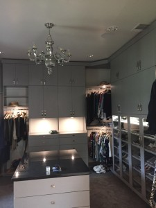 Custom Closet by More Space Place Dallas