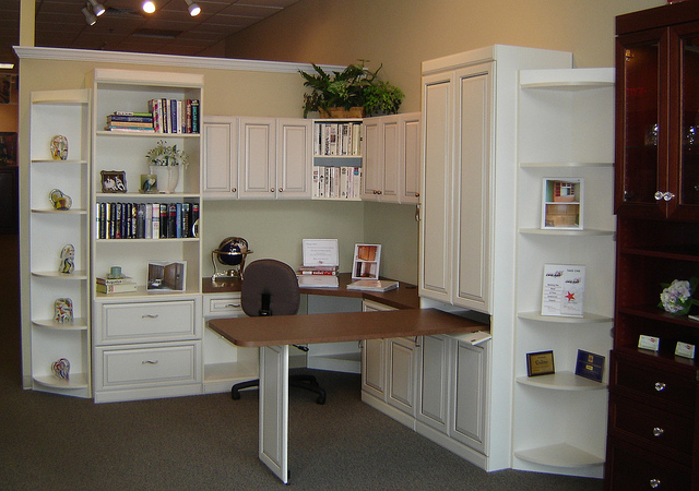 Dallas home office for the telecommuter