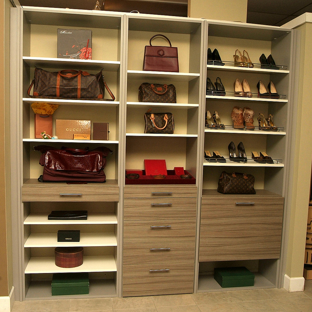 custom closets dallas