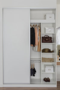 small custom closet storage Dallas