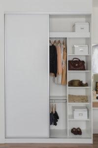small custom closet storage Dallas