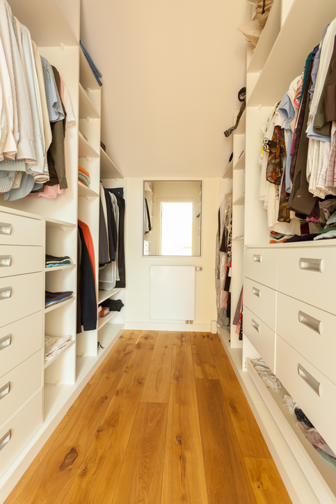 Custom Closet Design Dallas