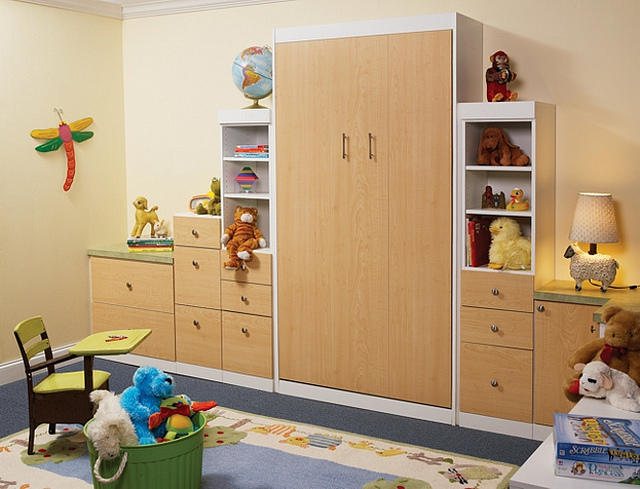 Children's Murphy Beds