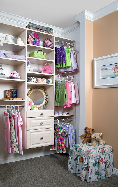 Custom Kids Closet More Space Place Dallas