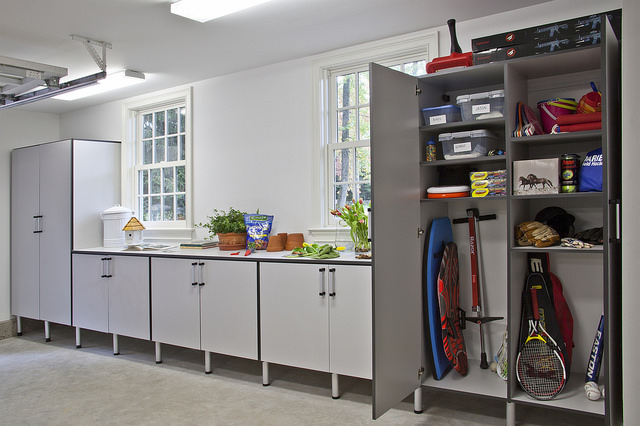 Custom Garage Storage Dallas