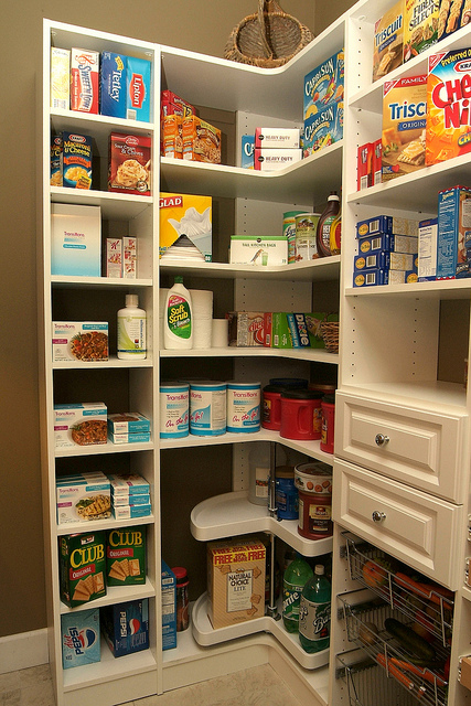 Custom Pantry Dallas