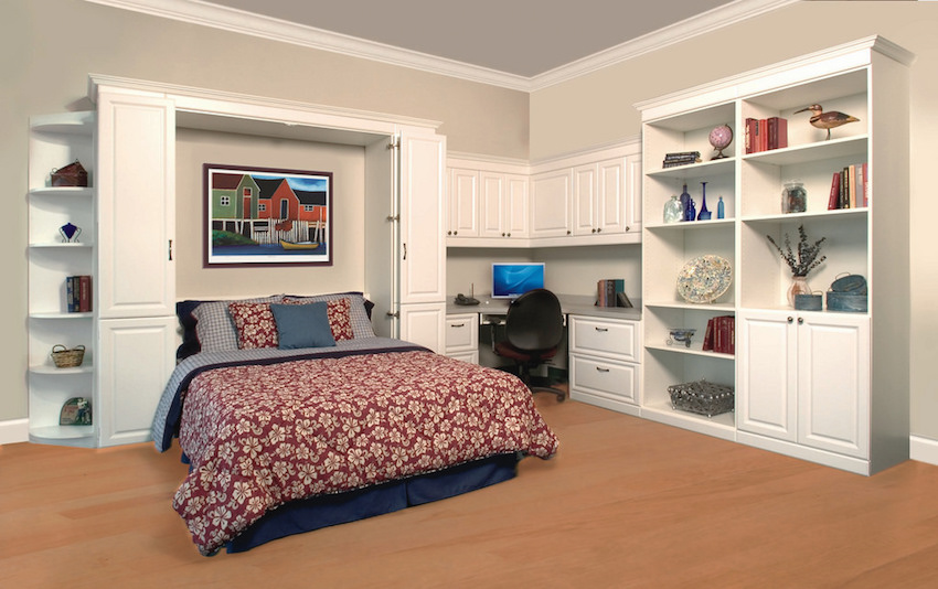 Custom Murphy Bed Dallas