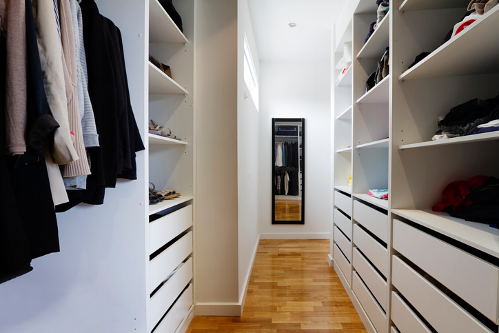 closet organization Dallas