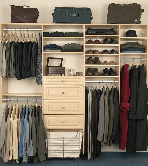 custom closets Dallas TX