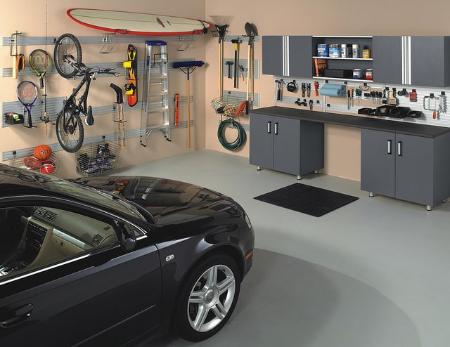 Custom garage storage Dallas More Space Place